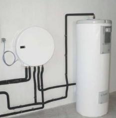 Tepelná čerpadla pro přípravu teplé užitkové vody Aqualea