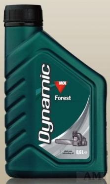 Maziva pro zahradní techniku - MOL Dynamic Forest 4 litry