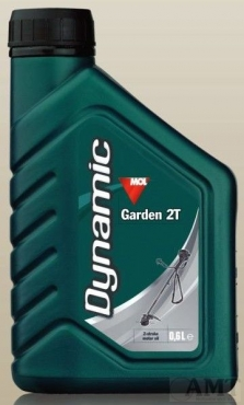 Maziva pro zahradní techniku - MOL Dynamic Garden 2T 600ml