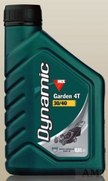 Maziva pro zahradní techniku - MOL Dynamic Garden 4T 30/40 600ml