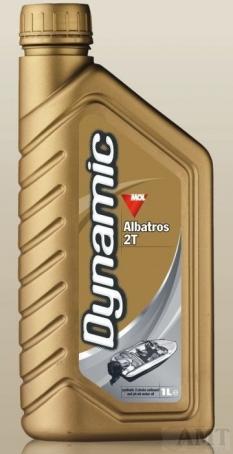 Olej pro lodní motory - MOL Dynamic Albatros 2T 1 litr