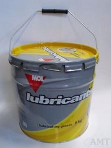 Plastická maziva - MOL Alubia AK00EP 8kg