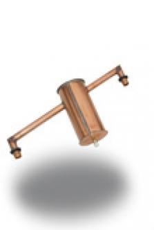 Príslušenstvo pre destilačné prístroje - Banka na zberanie metylalkoholu