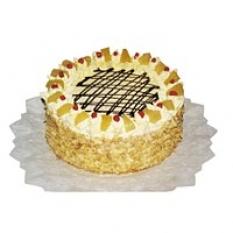 Ananasový dort