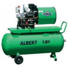 Stacionární šroubové kompresory Albert