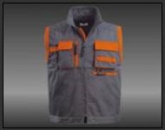 Pracovné odevy - Vesty