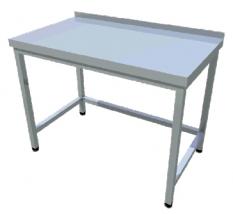 Nerezové pracovné stoly