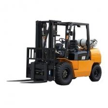Čelný vysokozdvižný vozík Hc Forklifts / Lpg, Benzín / Hc – R Lpg 4.0 – 4.5T