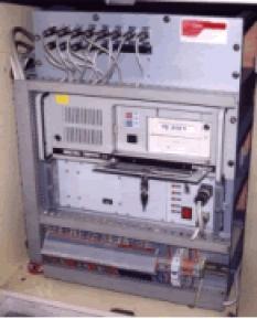 PC pro měřící drezínu