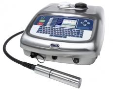 Ink Jet - tlač malých znakov CIJ Linx 7300 Solver