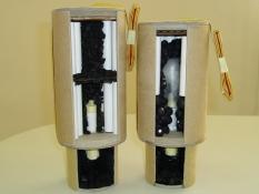 Profesionálna pyrotechnika - Cylindrické bomby