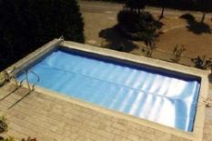 Zakrytie bazénov - Termoizolačná plachta