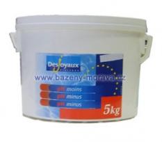 Bazénová chémia - pH minus