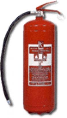 Prenosný vodný hasiaci prístroj s označením V9Ti