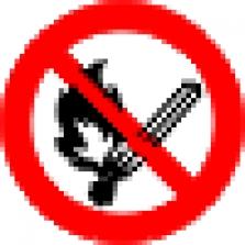 Bezpečnostné značky, zákazové značky – červená farba