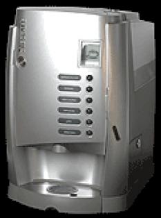 Nápojové systémy - Nescafé Komo