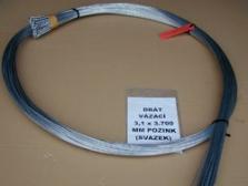 Viazacie drôty kusové pre lisy HSM VL, HL, AK