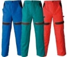 Monterkové nohavice Cooltrend do pása