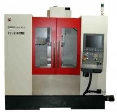 Vertikálne obrábacie centrum FCL 510-610 CNC