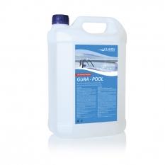 Bazénová chémia - Guaa-Pool 5 L (väčšie bazény)