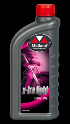 Tlumičové oleje - motocykly