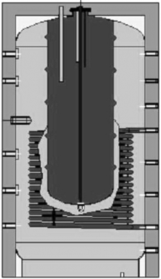 Kombizásobník TS-K 1500/300