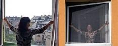 Extrudované okenní sítě
