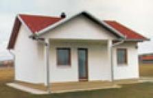 Montované rodinné domy Domos 50