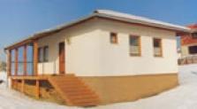 Montované rodinné domy Domos 58