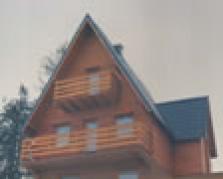 Montované drevodomy Domos 65