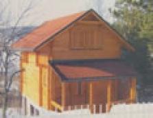 Montované drevodomy Domos 69