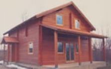 Montované drevodomy Domos 128