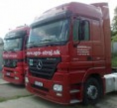 Medzinárodná kamiónová preprava