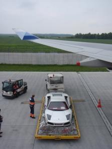 Letecká přeprava - speciální náklad