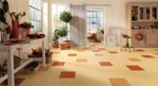 Linoleová podlaha
