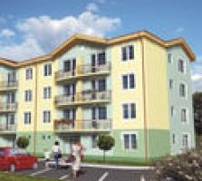 Realizácie výstavby bytových domov