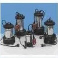 Ponorné čerpadlá pre znečistenú vodu Acua mini, Acua Dr a Acua Ar