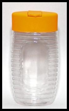 Plastové obaly na balenie medu - Bezkvapkový s ventilom
