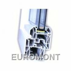 Profilový systém okna TROCAL InnoNova 70 A5