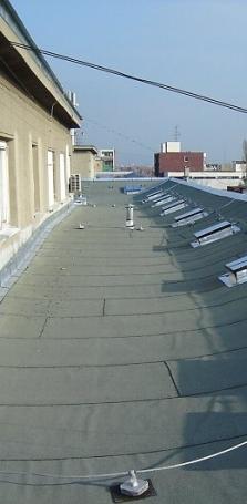 Opravy a rekonštrukcie plochých striech