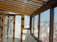 Presklené strechy