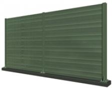 Protihluková stěna Typ 1002