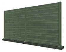 Protihluková stěna Typ 1050