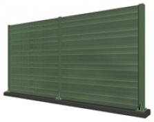 Protihluková stěna Typ 1051