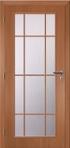 Interiérové dveře Song XXVIII