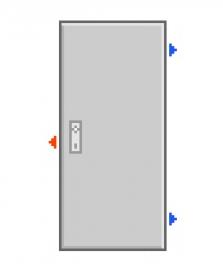 Dveře P2 Standard