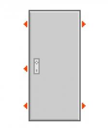 Dveře P2