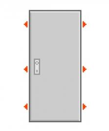 Dveře P3/5