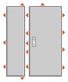 Dveře DN3