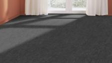 Podlahy z prírodného linolea - Anthrazit